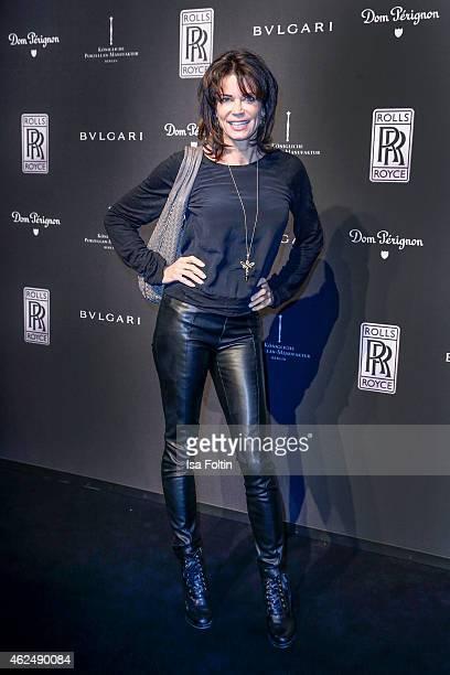 Gerit Kling attends the Rolls Royce Studio Opening on January 29 2015 in Berlin Germany
