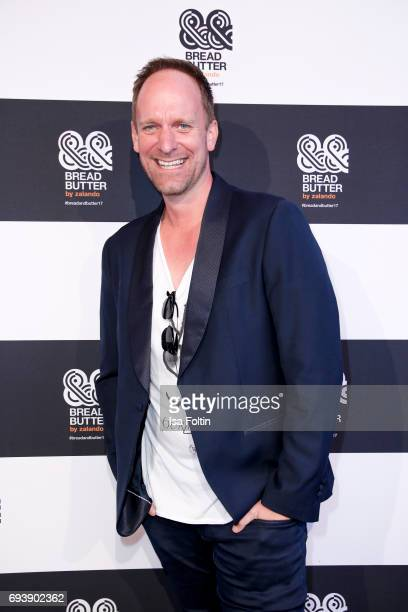 German actor and influencer Daniel Termann attends the Bread Butter by Zalando 2017 Preview Event on June 8 2017 in Berlin Germany