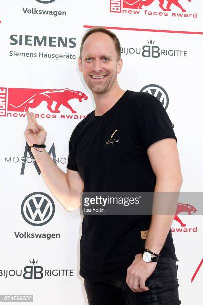 German actor and influencer Daniel Termann attends the New Faces Award Style 2017 at The Grand on November 15 2017 in Berlin Germany
