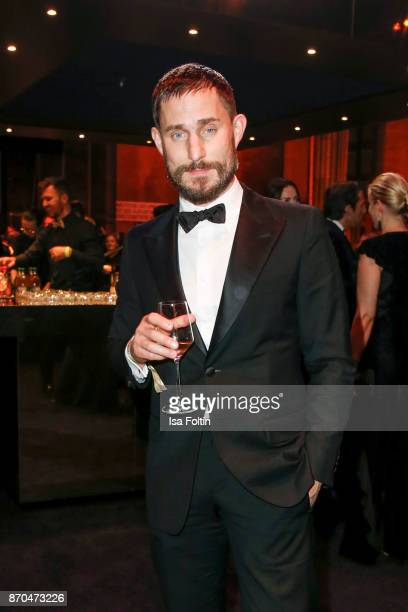German actor Clemens Schick attends the aftershow party during during the 24th Opera Gala at Deutsche Oper Berlin on November 4 2017 in Berlin Germany