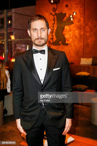 German actor Clemens Schick attends the Audi Lounge Night Audi At The 67th Berlinale International Film Festival on February 9 2017 in Berlin Germany