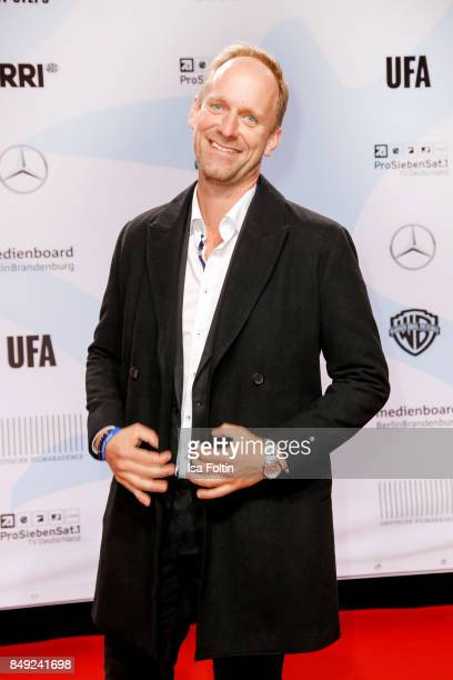 German actor Daniel Termann attends the First Steps Awards 2017 at Stage Theater on September 18 2017 in Berlin Germany