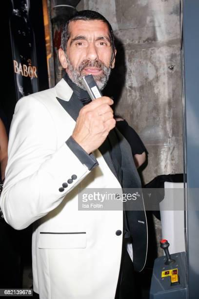 German actor Erdal Yildiz attends the Duftstars at Kraftwerk Mitte on May 11 2017 in Berlin Germany