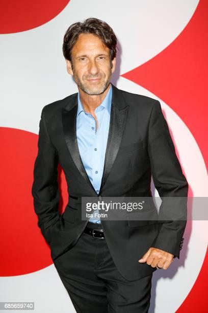 German actor FalkWilly Wild attends the Bayerischer Fernsehpreis 2017 at Prinzregententheater on May 19 2017 in Munich Germany