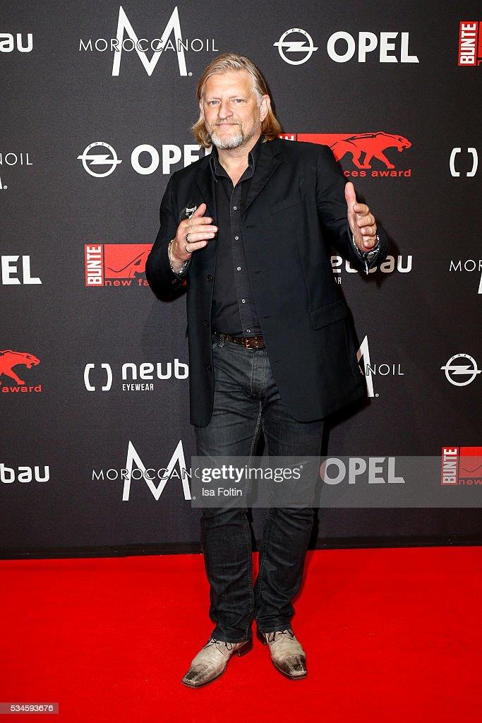 German actor Frank Kessler attends the New Faces Award Film 2016 at ewerk on May 26, 2016 in Berlin, Germany.