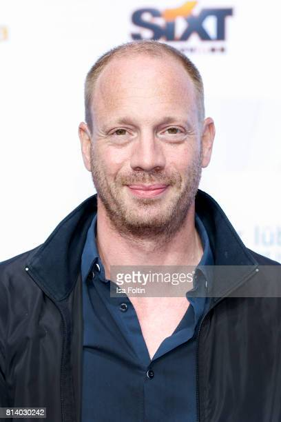 German actor Johann von Buehlow attends the summer party 2017 of the German Producers Alliance on July 12 2017 in Berlin Germany