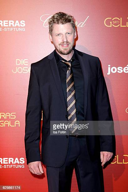 German actor Martin Gruber attends the 22th Annual Jose Carreras Gala on December 14 2016 in Berlin Germany