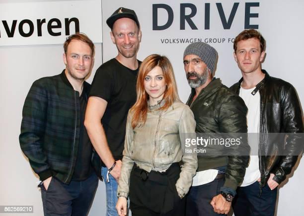 German actor Martin Stange German actor and influencer Daniel Termann German actress Claudia Eisinger German actor Erdal Yildiz and German actor...