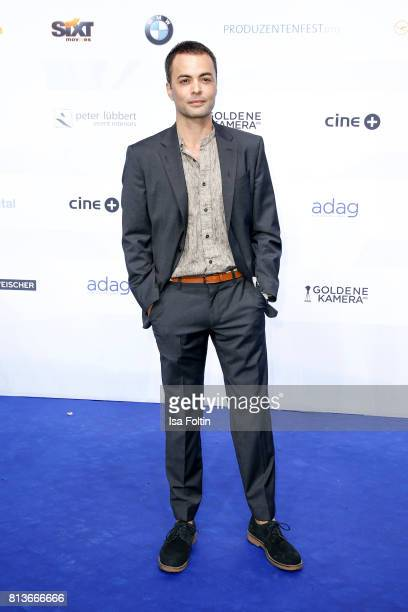 German actor Nikolai Kinski attends the summer party 2017 of the German Producers Alliance on July 12 2017 in Berlin Germany