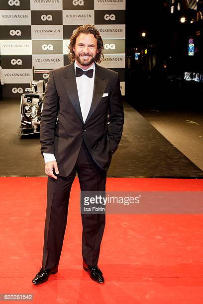 German actor Stephan Luca attends the GQ Men of the year Award 2016 at Komische Oper on November 10 2016 in Berlin Germany