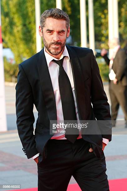 German actor Tobias Oertel attends the IFA 2016 opening gala on September 1 2016 in Berlin Germany