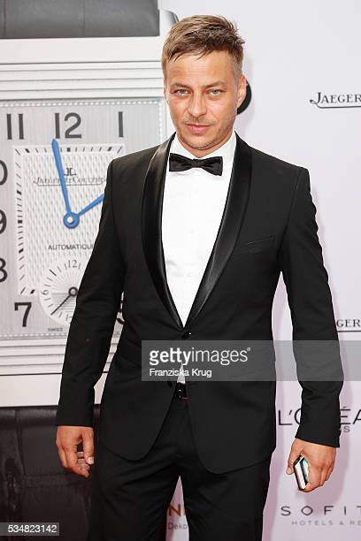 German actor Tom Wlaschiha during the Lola German Film Award 2016 on May 27 2016 in Berlin Germany