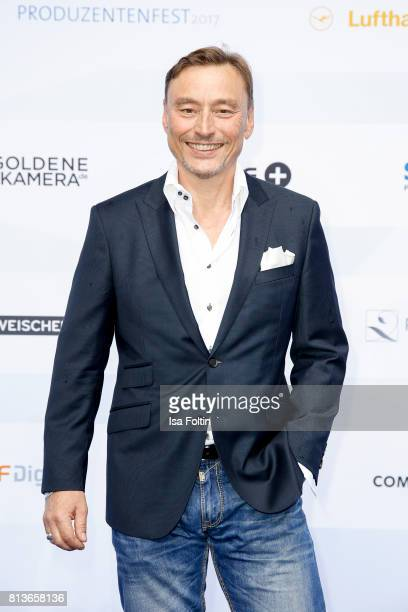 German actor Werner Daehn attends the summer party 2017 of the German Producers Alliance on July 12 2017 in Berlin Germany