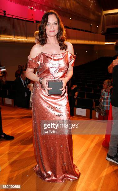 German actress and award winner Natalia Woerner during the Victress Awards Gala on May 8 2017 in Berlin Germany