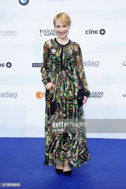 German actress Anna Brueggemann attends the summer party 2017 of the German Producers Alliance on July 12 2017 in Berlin Germany