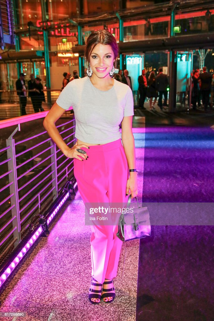 German actress Anna Julia Kapfelsperger attends the 'Atomic Blonde' World Premiere at Stage Theater on July 17, 2017 in Berlin, Germany.