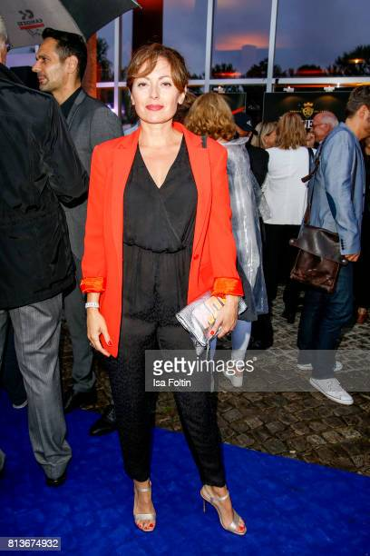 German actress Carolina Vera during the summer party 2017 of the German Producers Alliance on July 12 2017 in Berlin Germany