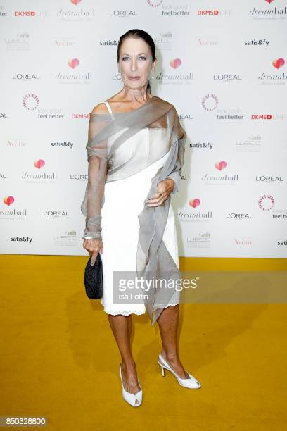 German actress Danila Ziegler attends the Dreamball 2017 at Westhafen Event Convention Center on September 20 2017 in Berlin Germany