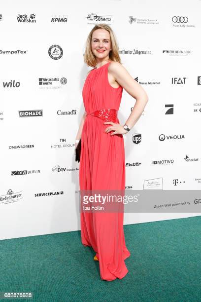 German actress Denise Zich attends the GreenTec Awards at ewerk on May 12 2017 in Berlin Germany