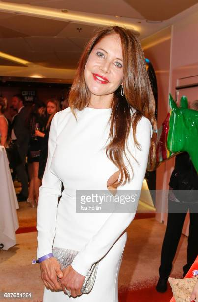 German actress Doreen Dietel attends the Kempinski Fashion Dinner on May 23 2017 in Munich Germany