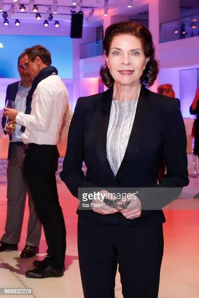 German actress Gudrun Landgrebe attends the 19th Media Award by Kindernothilfe on November 3 2017 in Berlin Germany