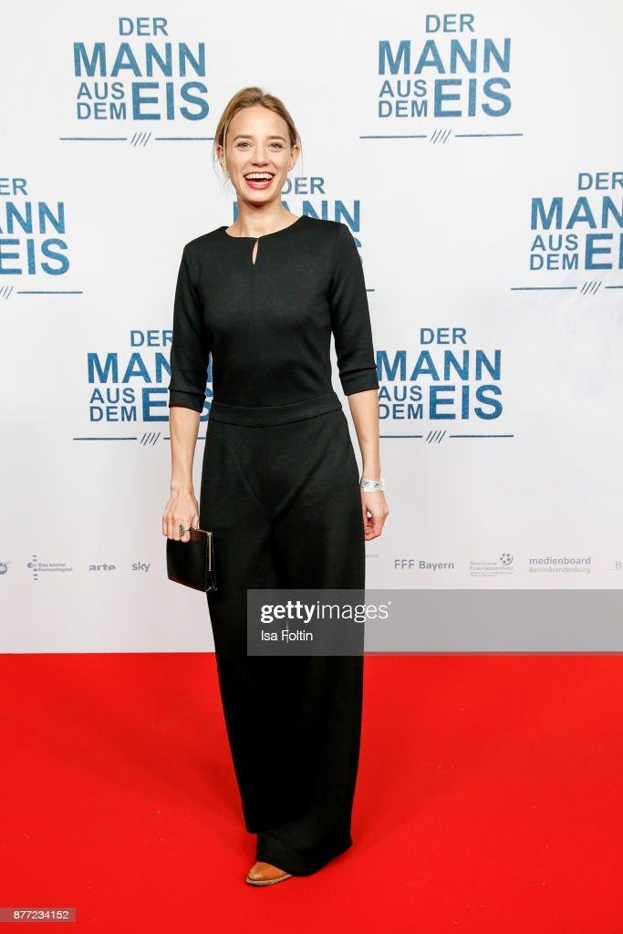 'Der Mann aus dem Eis' Premiere In Munich