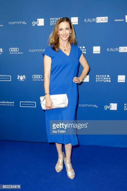 German actress Kristin Meyer during the 6th German Actor Award Ceremony at Zoo Palast on September 22 2017 in Berlin Germany
