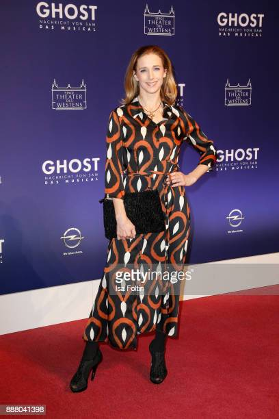 German actress Kristin Meyer during the premiere of 'Ghost Das Musical' at Stage Theater on December 7 2017 in Berlin Germany