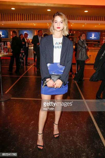 German actress LisaMarie Koroll during the 6th German Actor Award Ceremony at Zoo Palast on September 22 2017 in Berlin Germany