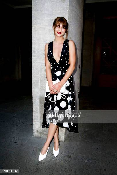 German Actress Lisamarie Koroll Bunte Faces Night Picture Lisa Marie Stock Photos Pictures Getty Images