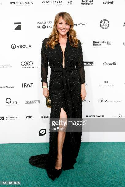 German actress Luise Baehr attends the GreenTec Awards at ewerk on May 12 2017 in Berlin Germany