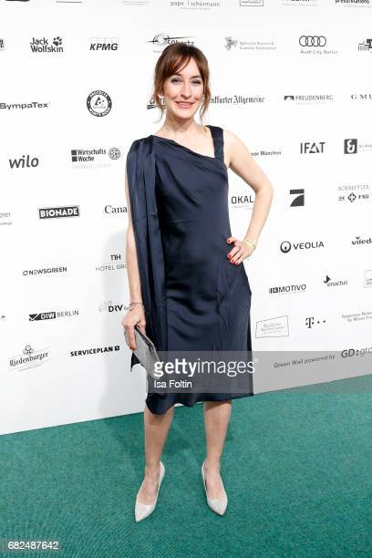 German actress Maike von Bremen attends the GreenTec Awards at ewerk on May 12 2017 in Berlin Germany
