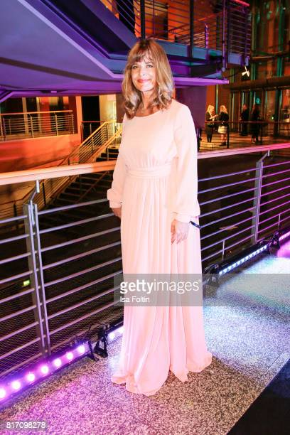 German actress Nastassja Kinski attend the 'Atomic Blonde' World Premiere at Stage Theater on July 17 2017 in Berlin Germany