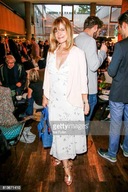 German actress Nastassja Kinski during the summer party 2017 of the German Producers Alliance on July 12 2017 in Berlin Germany