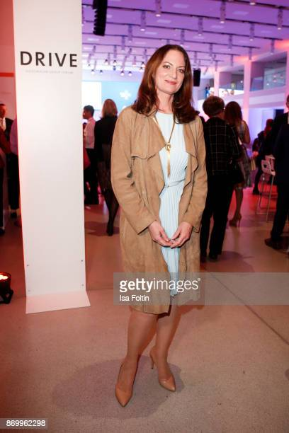 German actress Natalia Woerner attends the 19th Media Award by Kindernothilfe on November 3 2017 in Berlin Germany