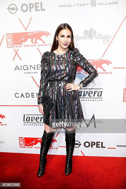 German actress Sila Sahin attends New Faces Award Style on November 16 2016 in Berlin Germany