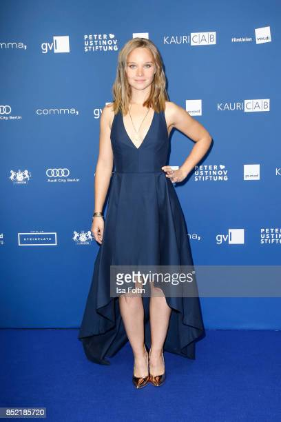 German actress Sonja Gerhardt during the 6th German Actor Award Ceremony at Zoo Palast on September 22 2017 in Berlin Germany