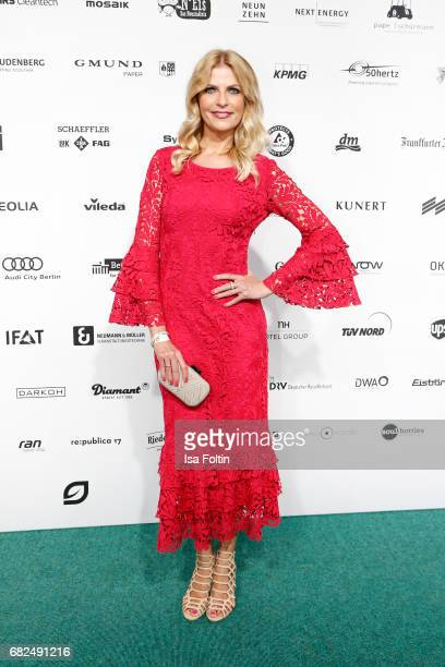 German actress Tanja Buelter attends the GreenTec Awards at ewerk on May 12 2017 in Berlin Germany