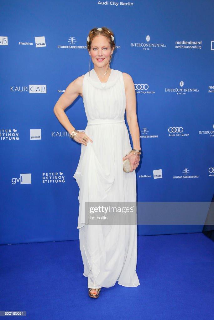 Deutscher Schauspielerpreis 2017 In Berlin