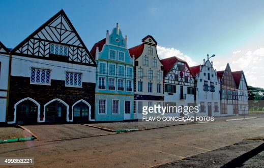 german architecture brazil stock photo | getty images