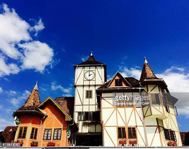 German architecture in Blumenau, Brazil