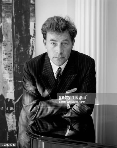 German art dealer Heiner Bastian Berlin 1991