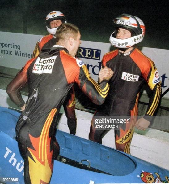 German bobsled