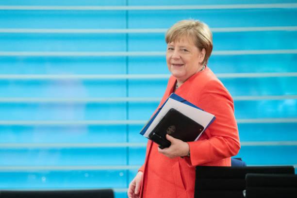 DEU: German Government Cabinet Meeting