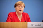 DEU: Merkel Holds Annual Press Conference