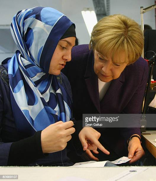 merkel muslim single women Muslim women and dating muslim women dating is not allowed by islam as pertains to the western idea of dating in islam, the only interaction allowed between men and women who are not.