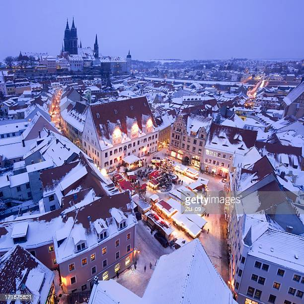 German christmas market in Meissen, near Dresden