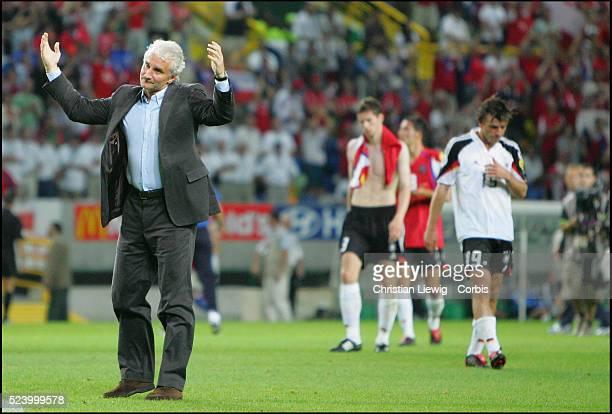 German coach Rudi Voller