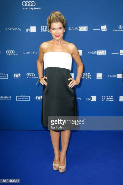 German comedian Anke Engelke during the 6th German Actor Award Ceremony at Zoo Palast on September 22 2017 in Berlin Germany
