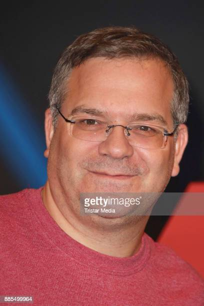 German comedian Elton during the Photo Call to the TV Show 'Wer weiss denn sowas XXL' on December 2 2017 in Hamburg Germany